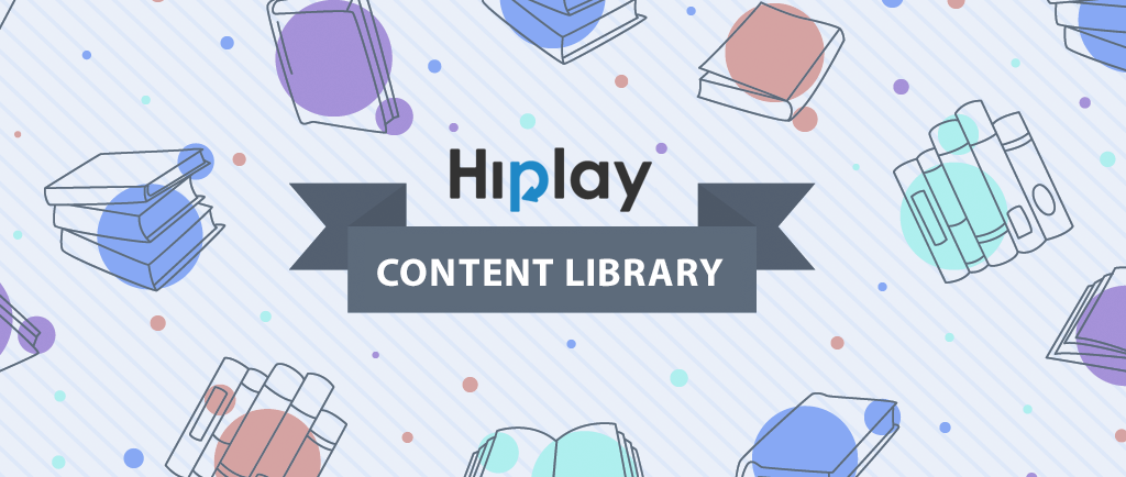 hiplay-content-library