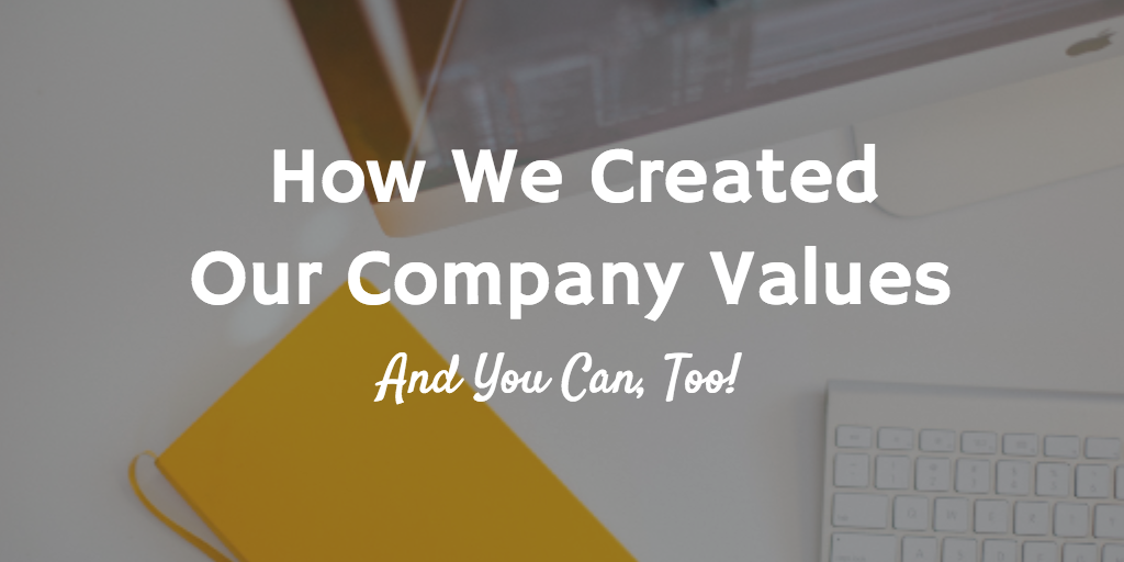 buffer company values