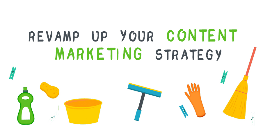 revamp content marketing strategy