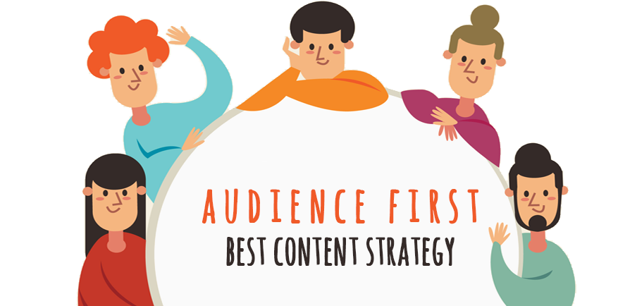audience first content strategy