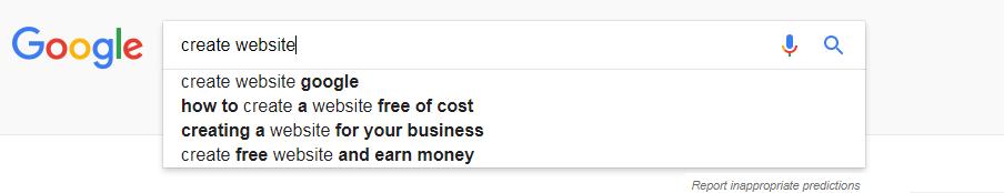 google-autocomplete